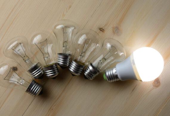 Dove si buttano le lampadine?